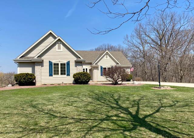 3316 W Links Dr, Franklin, WI 53132 (#1734062) :: RE/MAX Service First