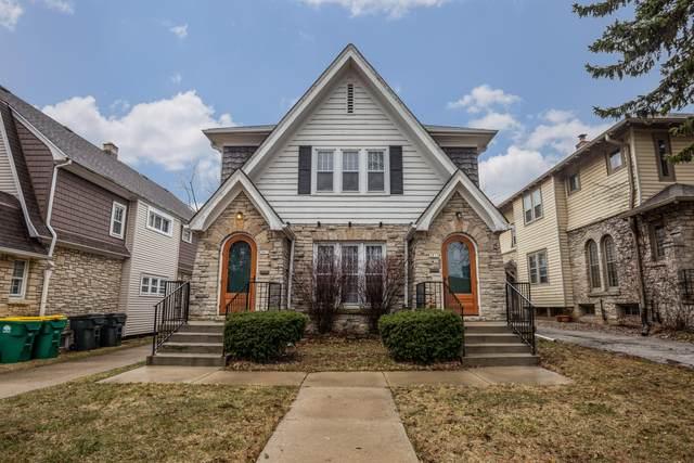 3813 N Morris Blvd #3815, Shorewood, WI 53211 (#1734162) :: Keller Williams Realty - Milwaukee Southwest