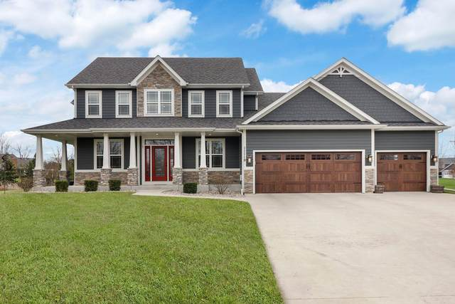 11119 235th Ave, Salem Lakes, WI 53179 (#1734200) :: RE/MAX Service First