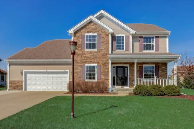1706 Coldwater Creek Dr, Waukesha, WI 53188 (#1734207) :: RE/MAX Service First