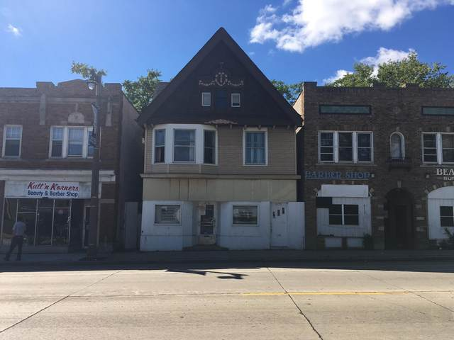4113 W North Ave #4115, Milwaukee, WI 53208 (#1734220) :: RE/MAX Service First