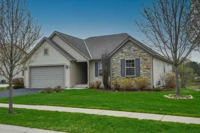 322 N Lapham St, Oconomowoc, WI 53066 (#1734396) :: Keller Williams Realty - Milwaukee Southwest