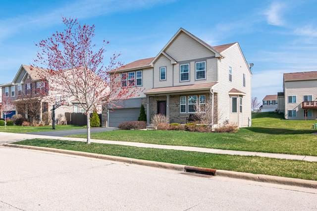 6433 115th Ave, Kenosha, WI 53142 (#1734590) :: Tom Didier Real Estate Team