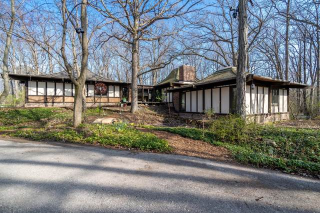 8500 N River Rd, River Hills, WI 53217 (#1734593) :: RE/MAX Service First