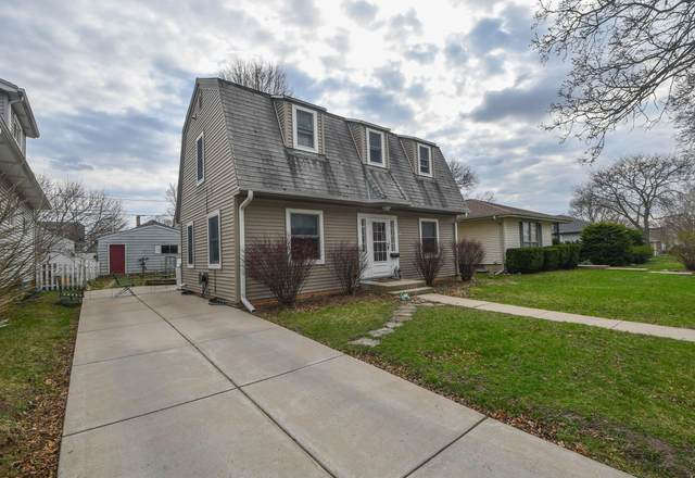 143 Wilson Ave., Waukesha, WI 53186 (#1734639) :: RE/MAX Service First