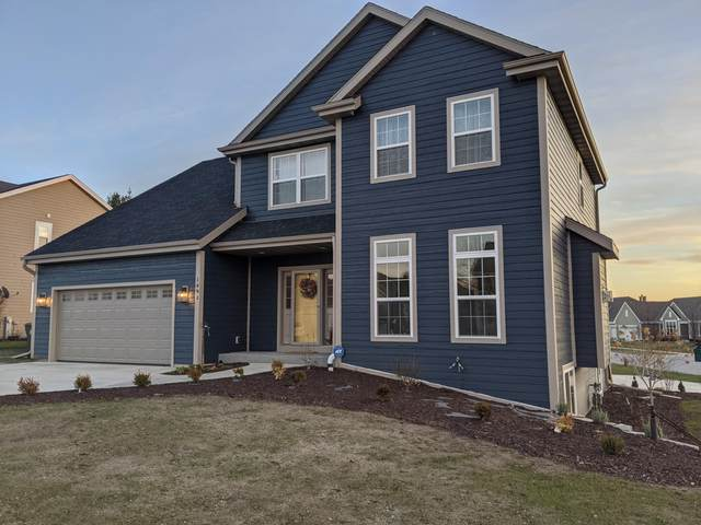1491 Aster St, Port Washington, WI 53074 (#1734793) :: Tom Didier Real Estate Team