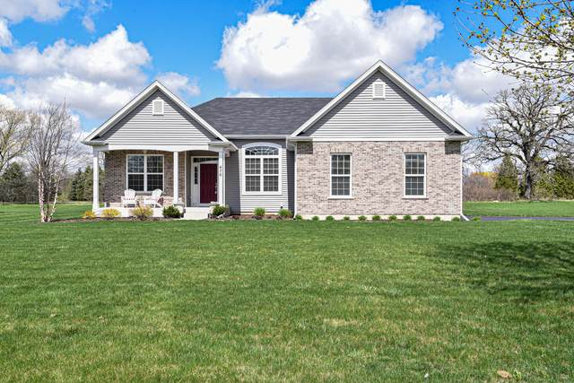 476 Ashley Dr, Williams Bay, WI 53191 (#1735007) :: RE/MAX Service First