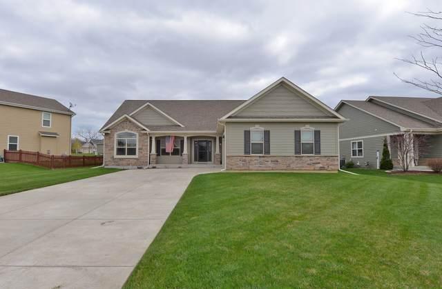8415 94th Ct, Pleasant Prairie, WI 53158 (#1735158) :: RE/MAX Service First