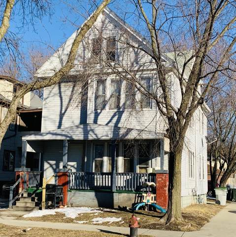 1836 S 18th St, Milwaukee, WI 53204 (#1735206) :: RE/MAX Service First