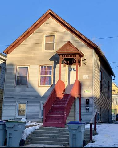 2364 S 16th St, Milwaukee, WI 53215 (#1735208) :: RE/MAX Service First