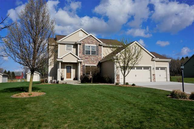 3244 Sherman Parc Cir, Jackson, WI 53037 (#1735583) :: Tom Didier Real Estate Team