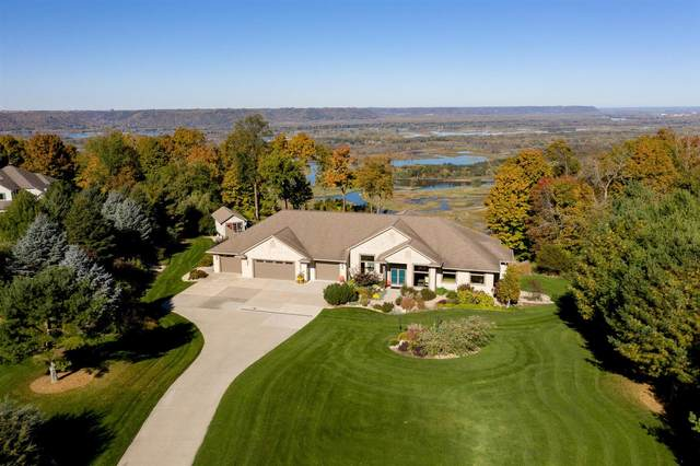 W1200 Sunset Point Ct, Bergen, WI 54658 (#1735660) :: EXIT Realty XL