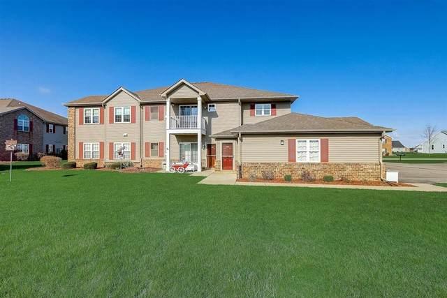 7045 Parkstone Ter #202, Mount Pleasant, WI 53406 (#1735704) :: Tom Didier Real Estate Team