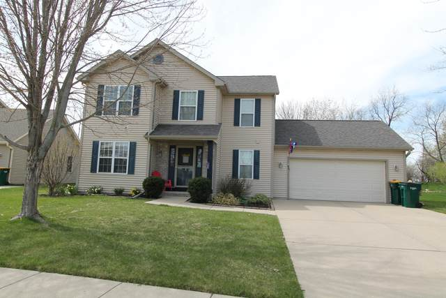 42 W Sedgemeadow, Elkhorn, WI 53121 (#1735712) :: Tom Didier Real Estate Team