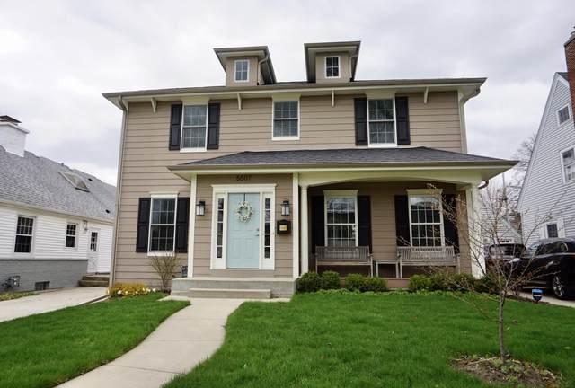5507 N Shoreland Ave, Whitefish Bay, WI 53217 (#1735730) :: Tom Didier Real Estate Team