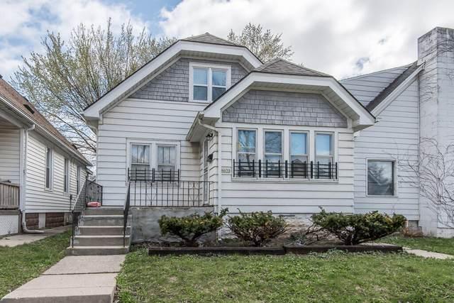 4650 N 38th St, Milwaukee, WI 53209 (#1735756) :: Tom Didier Real Estate Team