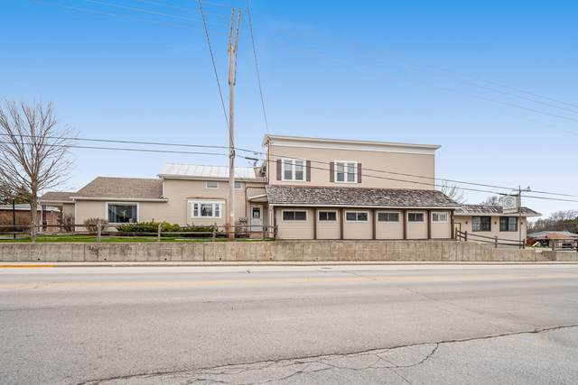 120 S Wisconsin Dr, Howards Grove, WI 53083 (#1735985) :: EXIT Realty XL