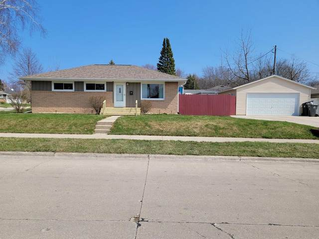 6182 S Kirkwood Ave, Cudahy, WI 53110 (#1735986) :: EXIT Realty XL