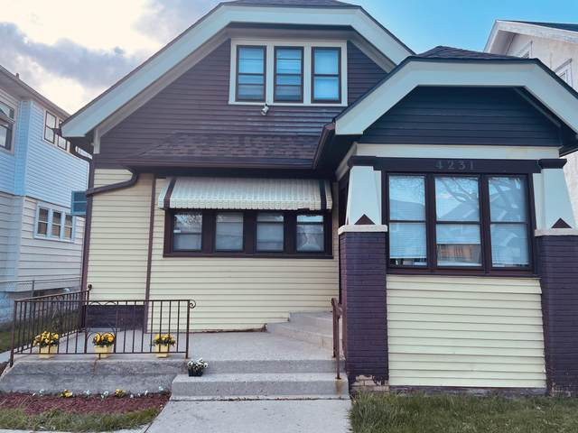 4231 N 26th, Milwaukee, WI 53209 (#1736055) :: EXIT Realty XL