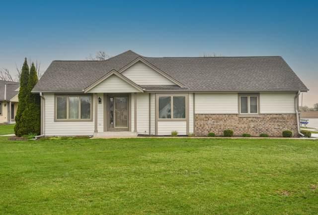 N161W18898 Jared Dr #252, Jackson, WI 53037 (#1736273) :: Tom Didier Real Estate Team