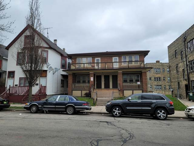 508 N 28th, Milwaukee, WI 53208 (#1736401) :: OneTrust Real Estate