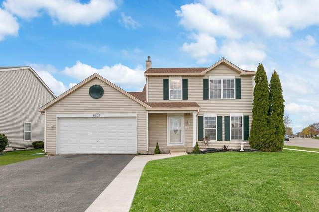 6903 98th Ave, Kenosha, WI 53142 (#1736468) :: Tom Didier Real Estate Team