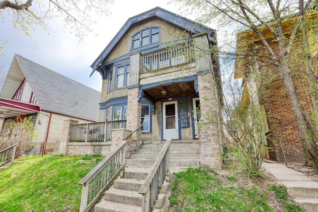 2571 N 8th St 2571A/2573, Milwaukee, WI 53206 (#1736596) :: OneTrust Real Estate