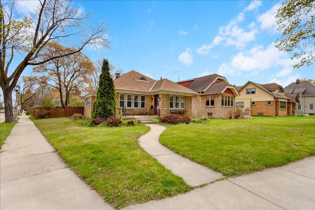 470 N 50th St, Milwaukee, WI 53208 (#1736906) :: RE/MAX Service First