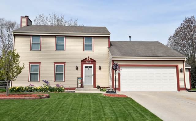 5680 San Dell Way, Caledonia, WI 53402 (#1737344) :: RE/MAX Service First