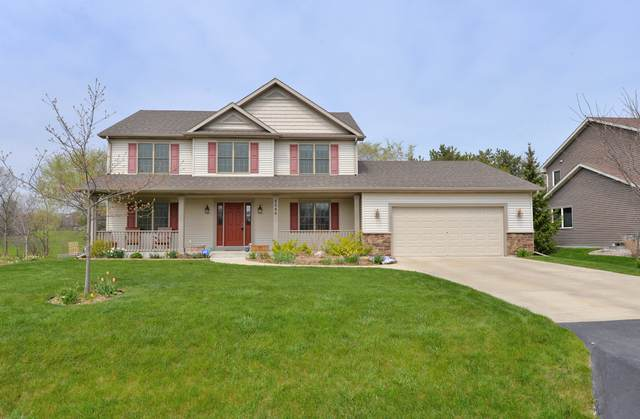 5046 Pine Tree Cir, Caledonia, WI 53402 (#1737442) :: RE/MAX Service First