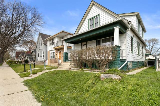 3456 S Pennsylvania Ave, Milwaukee, WI 53207 (#1737543) :: RE/MAX Service First