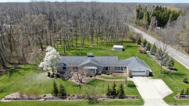 12345 N Lake Shore Dr, Mequon, WI 53092 (#1737595) :: RE/MAX Service First