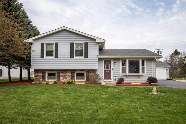 4435 Scout Trl, Caledonia, WI 53404 (#1737842) :: RE/MAX Service First