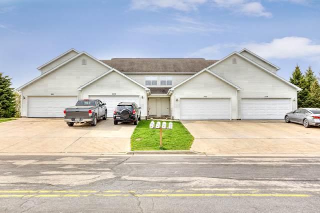 221 Talon Pl #229, Sun Prairie, WI 53590 (#1738044) :: RE/MAX Service First