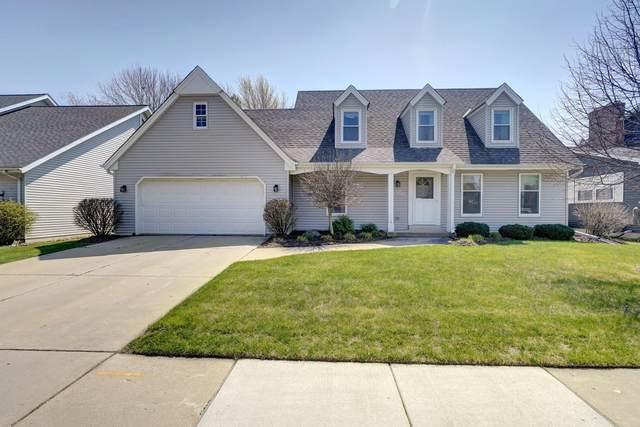3017 89th St, Kenosha, WI 53142 (#1738085) :: Tom Didier Real Estate Team