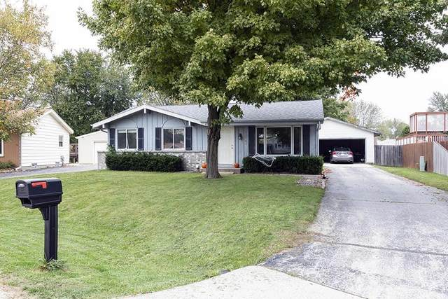 1622 Wiese Ln, Mount Pleasant, WI 53406 (#1738401) :: RE/MAX Service First