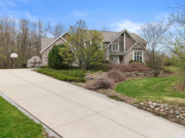 1476 Hilltop View  Ct, Richfield, WI 53033 (#1738430) :: EXIT Realty XL