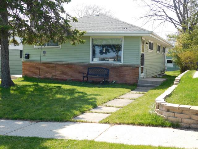 4525 S Logan Ave, Milwaukee, WI 53207 (#1738536) :: RE/MAX Service First