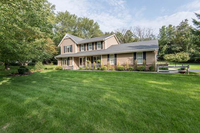 379 E Kennedy Ct, Richfield, WI 53017 (#1738574) :: EXIT Realty XL