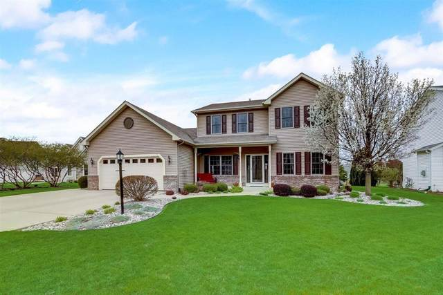 8236 Doe Glen Ct, Mount Pleasant, WI 53406 (#1738627) :: RE/MAX Service First