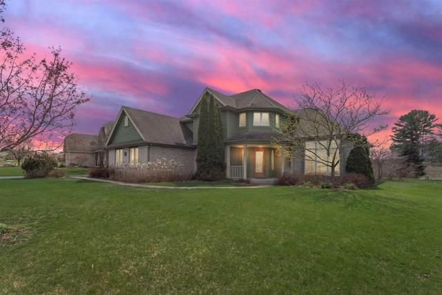 3247 Twin Creeks Rd, Jackson, WI 53037 (#1738899) :: Tom Didier Real Estate Team