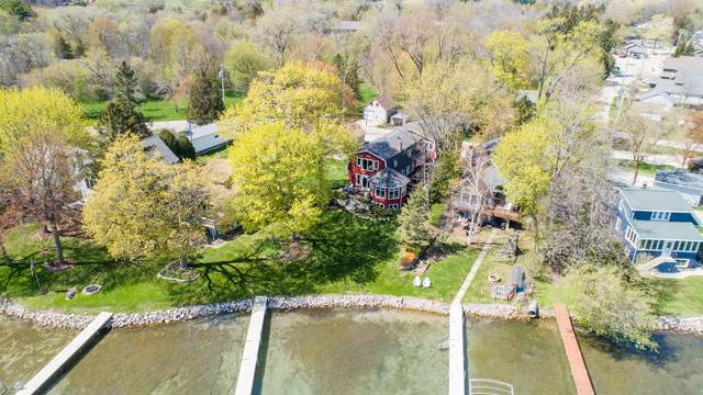 5664 West Lake Dr, West Bend, WI 53095 (#1739213) :: OneTrust Real Estate