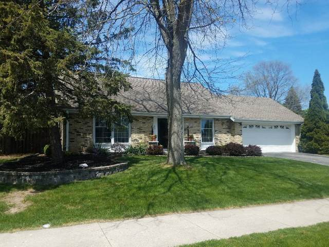 540 E Laverne Dr, Oak Creek, WI 53154 (#1739437) :: Keller Williams Realty - Milwaukee Southwest