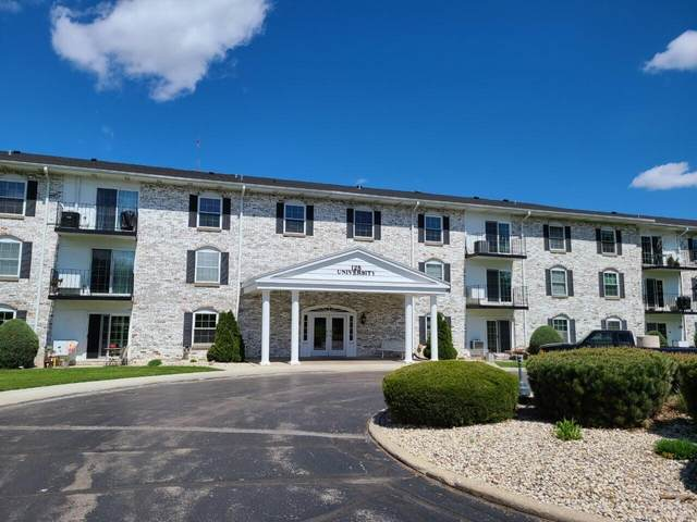 125 N University Dr #213, West Bend, WI 53095 (#1739504) :: EXIT Realty XL
