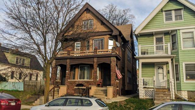 2626 N Fratney St #2628, Milwaukee, WI 53212 (#1739595) :: RE/MAX Service First