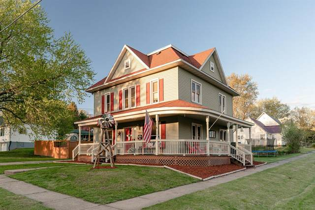 304 N State St, La Farge, WI 54639 (#1739666) :: RE/MAX Service First