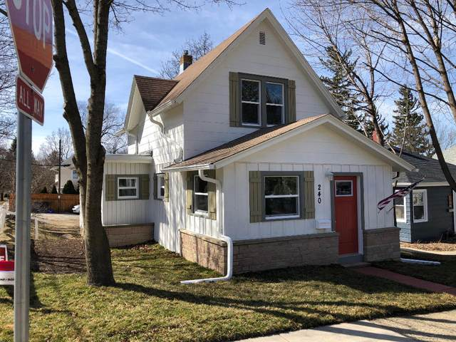 240 S Charles St, Wautoma, WI 53186 (#1739673) :: RE/MAX Service First