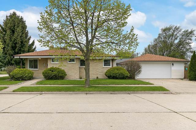 1424 19th St, Kenosha, WI 53140 (#1739837) :: Keller Williams Realty - Milwaukee Southwest
