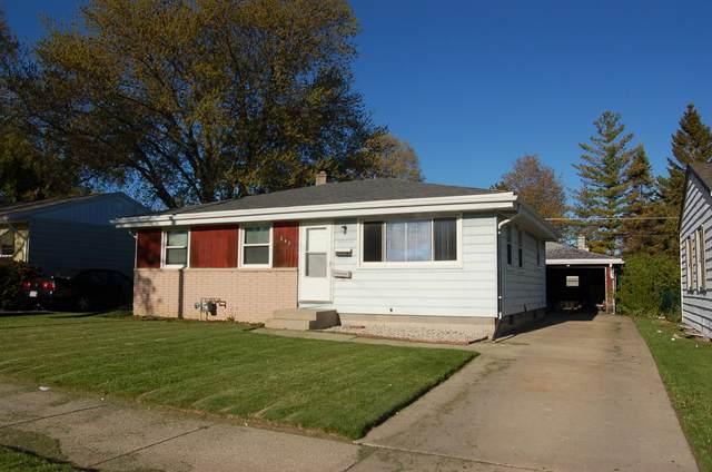 2421 Mount Pleasant St, Racine, WI 53404 (#1739869) :: Keller Williams Realty - Milwaukee Southwest