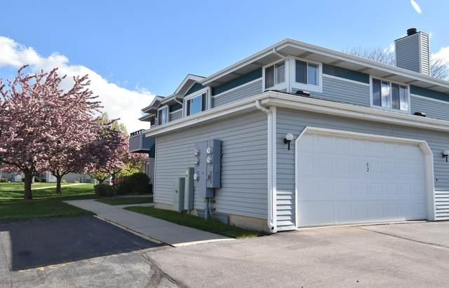 1118 Sunnyslope Dr C2, Mount Pleasant, WI 53406 (#1739895) :: Keller Williams Realty - Milwaukee Southwest